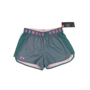 Women's Under Armor HeatGear Athletic Shorts